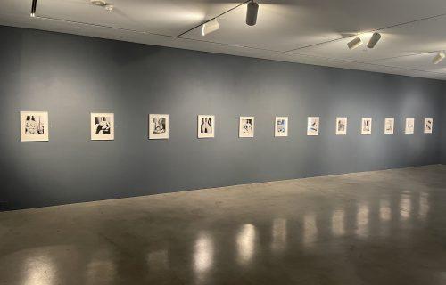 Bill Brandt: Perspective of Nudes @Marlborough