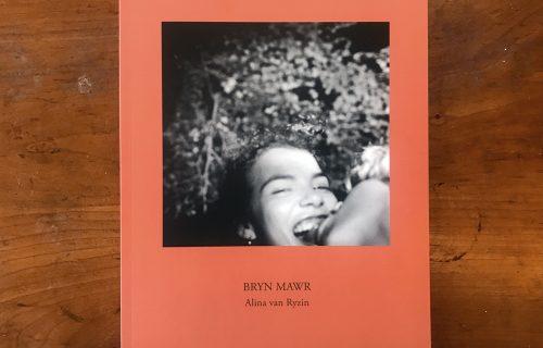 Alina van Ryzin, Bryn Mawr