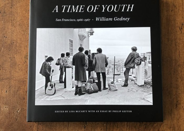 William Gedney, A Time of Youth