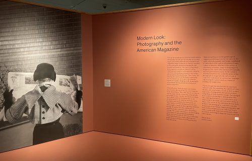 Modern Look: Photography and the American Magazine @Jewish Museum