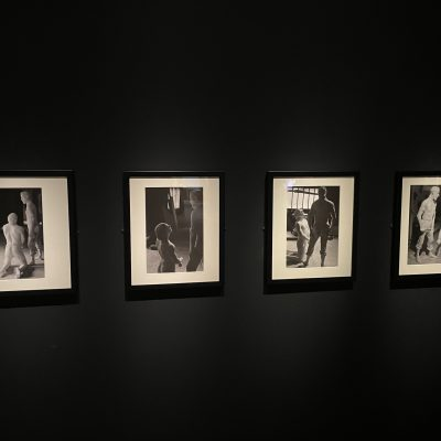 George Segal @Jewish Museum