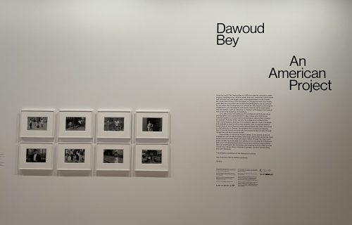 Dawoud Bey: An American Project @Whitney