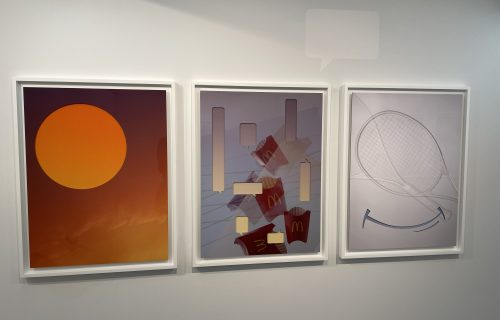 Joseph Desler Costa, Soft Powers @ClampArt