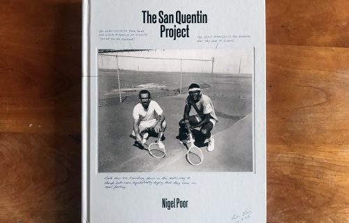 Nigel Poor, The San Quentin Project