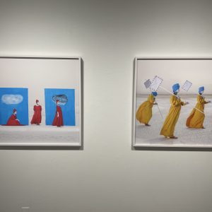 Aïda Muluneh, Wings That Soar @David Krut Projects