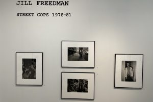 Jill Freedman, Street Cops 1978-1981 @Daniel Cooney