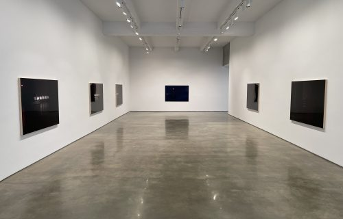 Louise Lawler, Lights Off, After Hours, In the Dark @Metro Pictures